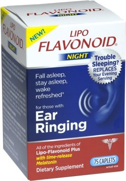 Lipo-flavonoid Plus Caplet 100 Count Helps Circulation in the Ear uploaded by Rachel W.