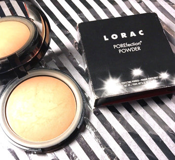 Photo of LORAC POREfection Baked Perfecting Powder uploaded by Beauty K.