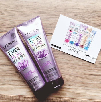 Photo of L'Oréal Paris EverPure Volume Shampoo uploaded by Annie A.