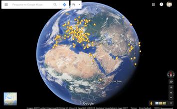 Photo of Google Maps uploaded by Mai K.