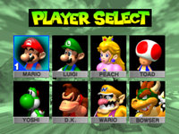 Nintendo Mario Kart 64 uploaded by Kassandra K.