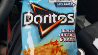 Doritos® Blazin Buffalo & Ranch Tortilla Chips uploaded by Noyo G.