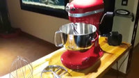 KitchenAid Professional Pro 600 Design 6 Qt Stand Mixer with Glass uploaded by Douglas G.