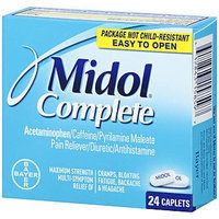Midol Complete Pain Reliever Maximum Strength uploaded by Yiberlin G.