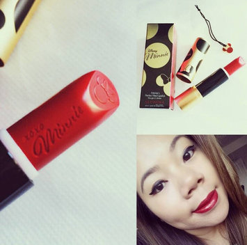 Photo of SEPHORA COLLECTION Disney Minnie Beauty Perfect Red Lipstick uploaded by christine y.
