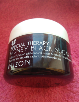 Photo of MIZON Honey Black Sugar Scrub 80 ml uploaded by Aline L.