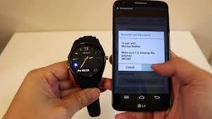 Martian Notifier Smart Watch - Red/Black (MN200RBR) uploaded by hamza h.