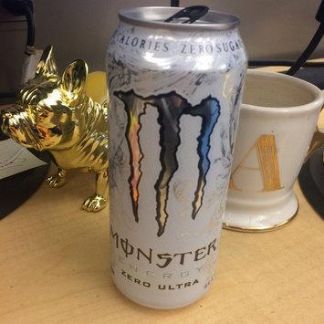 Monster Zero Ultra Energy Drink uploaded by Angel H.