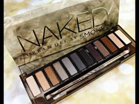 Urban Decay Naked Palette uploaded by Abigailvcmmm A.