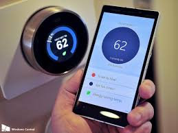 Photo of Nest  Learning Thermostat uploaded by Angelia C.