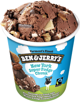 Photo of Ben & Jerry's® Mint Chocolate Cookie Ice Cream uploaded by Becky M.
