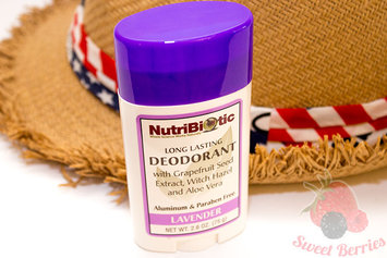 Photo of NutriBiotic Deodorant Stick Lavender - 2.6 oz uploaded by Katy K.