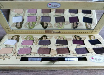 The Balm Nude'tude Palette uploaded by Mariam S.