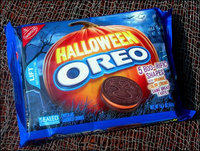 Nabisco Oreo Cookies Halloween Orange Creme uploaded by brigitte m.