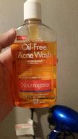 Neutrogena Oil-Free Acne Wash uploaded by Jonathan M.