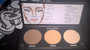 Photo of City Color Cosmetics Contour Effects Palette uploaded by Ruth R.