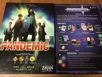 Pandemic Board Game uploaded by Erica D.