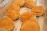 Pillsbury Grands!® Flaky Layers Original Reduced Fat Biscuits 8 ct Can uploaded by Jamie Lee S.