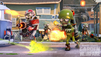 Photo of Plants vs Zombies Garden Warfare PS4 by PS4 uploaded by Shawn R.