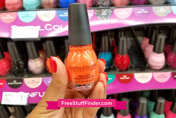 SinfulColors Professional Nail Color uploaded by Vicki F.