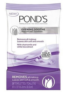 Photo of POND's Wet Facial Cleansing Towelettes Evening Soothe uploaded by Kelly S.