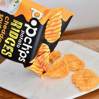popchips Ridges Cheddar & Sour Cream uploaded by Audrey R.