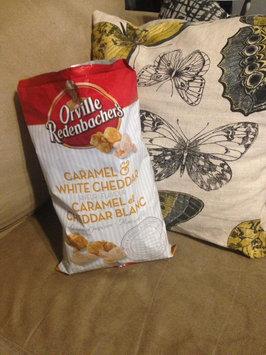 Orville Redenbacher's® Caramel White Cheddar Popcorn uploaded by Misti D.