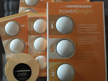 Photo of OLEHENRIKSEN Power Bright™ uploaded by Erica D.