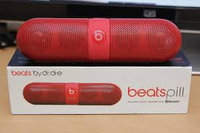 BEATS by Dr. Dre Beats by Dre Pill 2.0 - Red uploaded by Omar A.