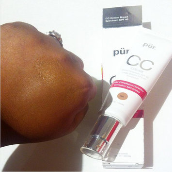 Photo of Pur Minerals CC Cream Broad Spectrum SPF 40 uploaded by Nia N.