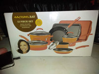 Rachael Ray Hard Anodized Cookware Set - 14 piece uploaded by Ana G.