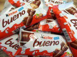Photo of Kinder® Chocolate uploaded by Wiam B.