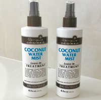Renpure Coconut Water Mist Leave-In Treatment with Sprayer uploaded by Sibely V.
