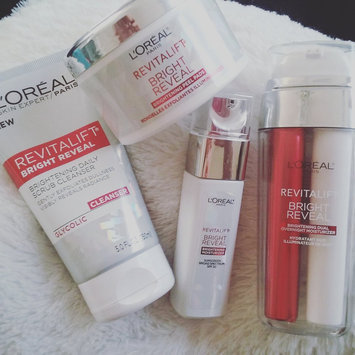 L'Oréal Paris Revitalift Bright Reveal SPF 30 Moisturizer uploaded by Bianca B.