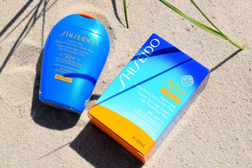 Photo of Shiseido WetForce Expert Sun Aging Protection Lotion SPF50 uploaded by Catarina P.