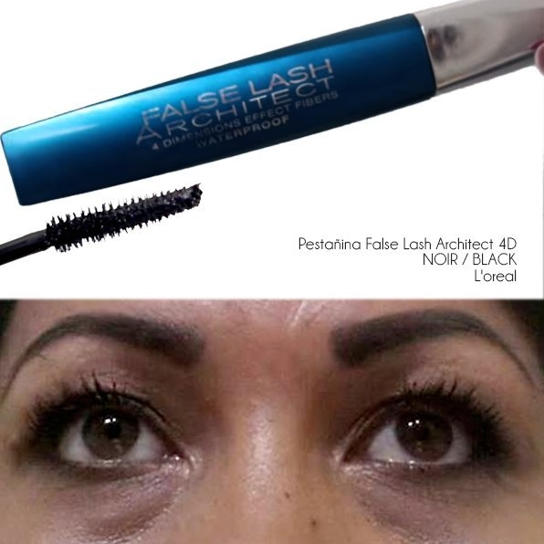 L'Oreal Paris False Lash Architect 4D Waterproof, Black 10.5 ml uploaded by IMSELF C.