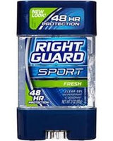 Right Guard Sport Clear Gel Antiperspirant & Deodorant Fresh uploaded by Emmanuel G.