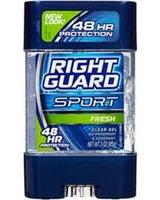 Right Guard Sport Clear Gel Antiperspirant & Deodorant Fresh uploaded by Emmanuel G.