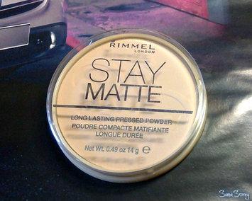 Rimmel London Stay Matte Pressed Powder uploaded by Kristina A.