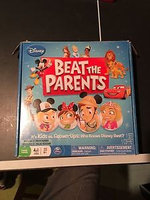 Spin Master Disney Beat the Parents Board Game uploaded by Jéssica S.