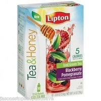 Lipton® 100% Natural Iced Tea with Pomegranate Blueberry uploaded by Maria Juliana R.