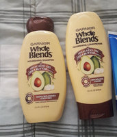 Garnier Whole Blends Avocado Oil & Shea Butter Extracts Nourishing Conditioner uploaded by Cassandra R.