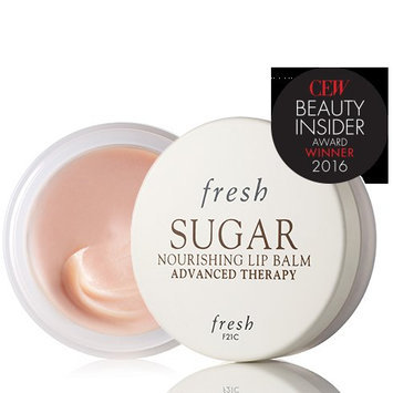 Photo of fresh Sugar Nourishing Lip Balm Advanced Therapy uploaded by Kim M.