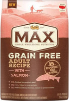 Nutro™ Max™ Grain Free Adult Recipe with Pasture-Fed Lamb Dog Food 4 lb. Bag uploaded by Claudia M.