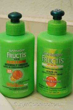 Garnier Fructis Sleek & Shine Leave-In Conditioner, 10.2 oz uploaded by Liza H.