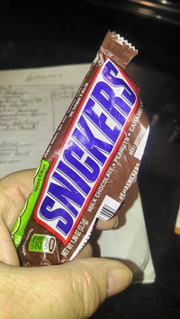 Snickers Chocolate Bar uploaded by Debra F.