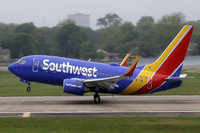 Southwest Airlines uploaded by cuchy g.