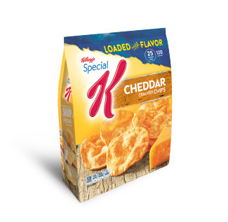 Kellogg's® Special K® Cheddar Cracker Chips uploaded by Lorrie P.
