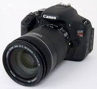 Canon EOS Rebel T3 12.2MP Digital SLR Camera with 18-55IS Lens - Black uploaded by Moncef E.