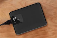 Western Digital WD My Passport for Mac 1TB Portable Hard Drive - Silver uploaded by Fares K.